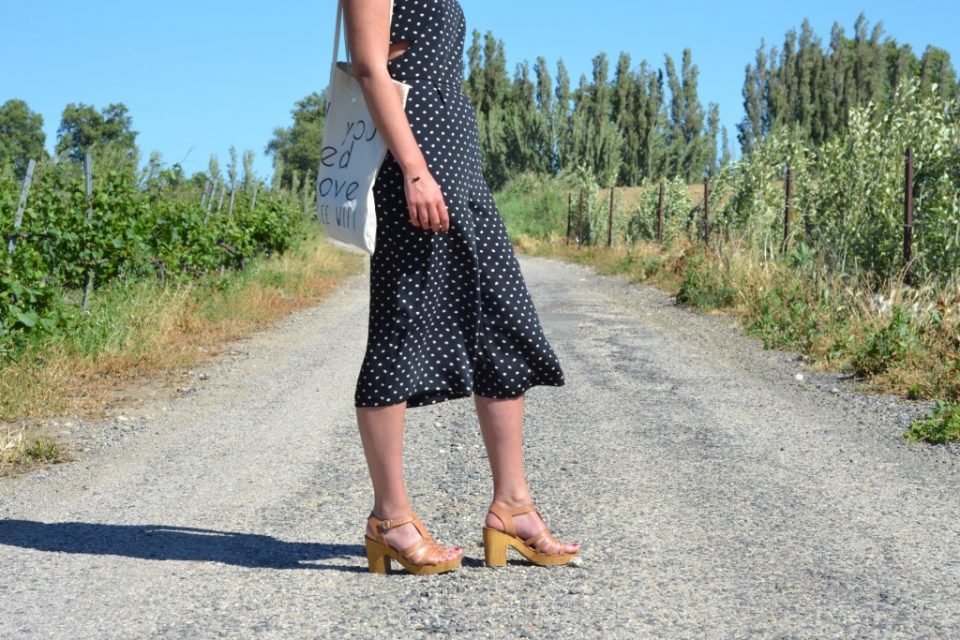 Test de look : la robe culotte